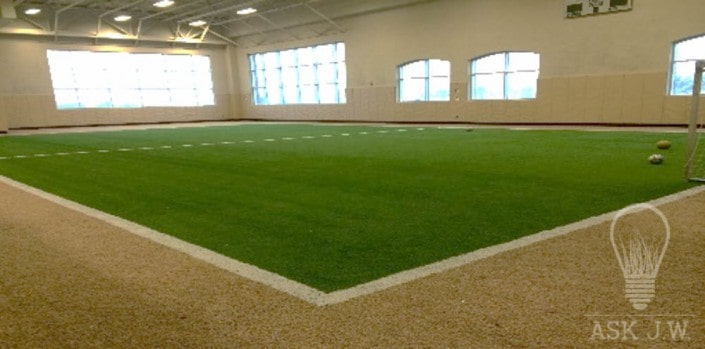 Gluing Synthetic Grass On Concrete Sgw