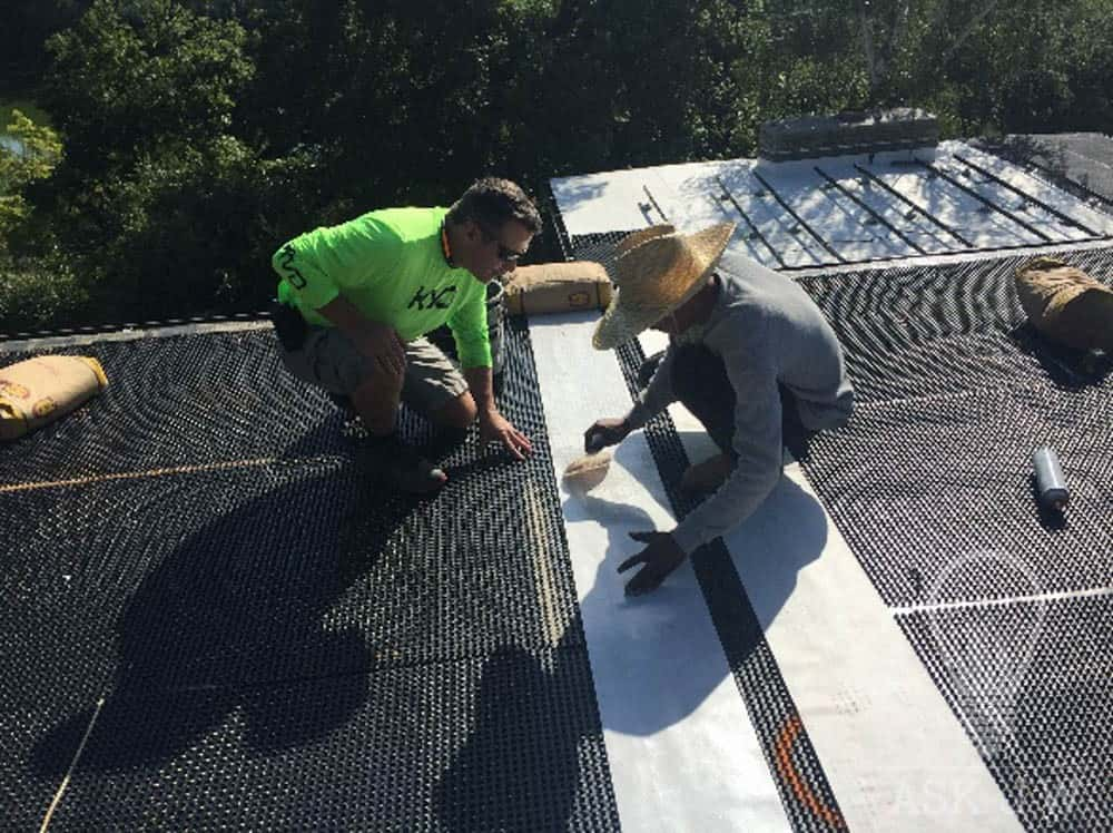 Rooftop & Balcony Installations | Synthetic Grass Warehouse