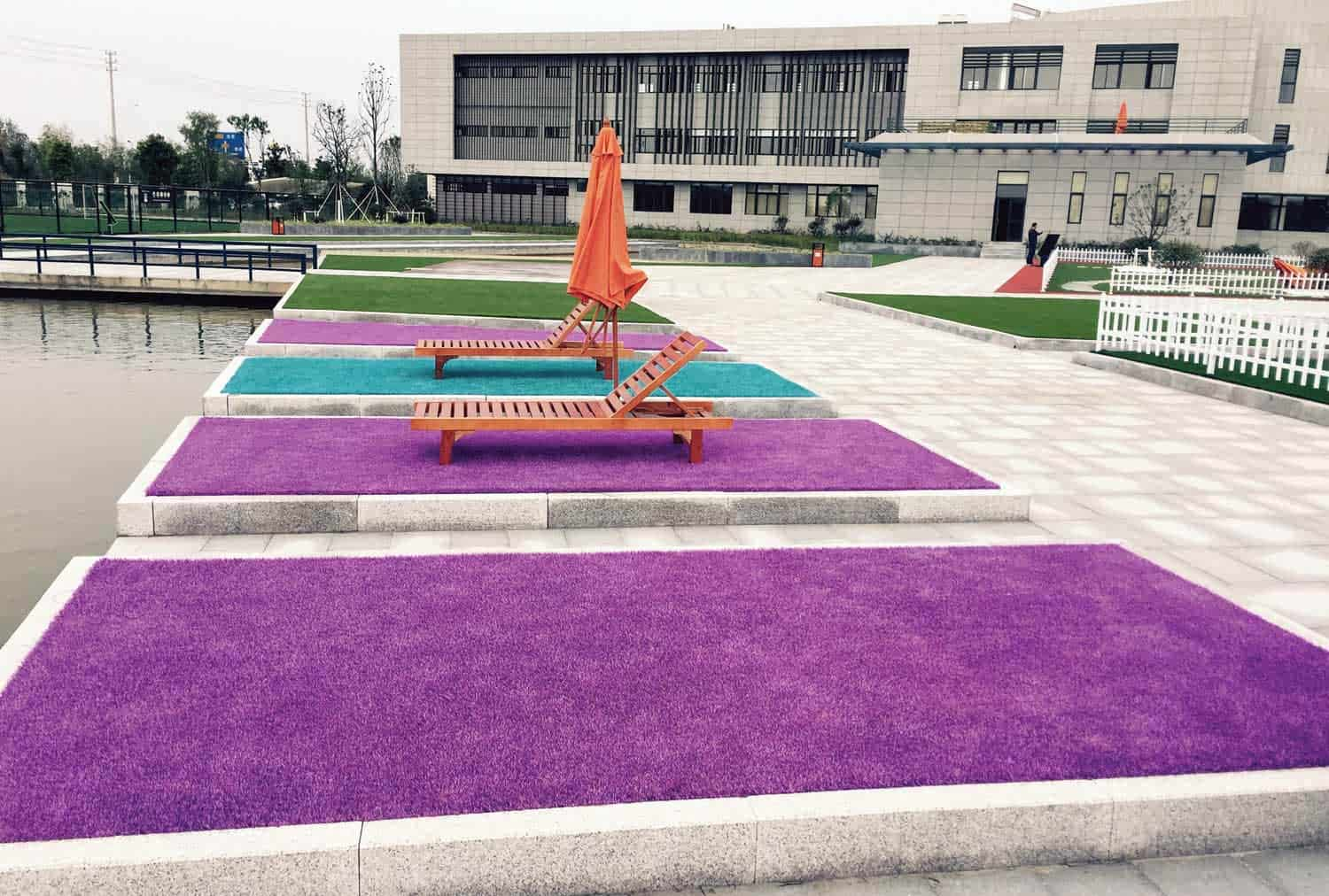 Color Turf Artificial Grass Synthetic Grass Warehouse