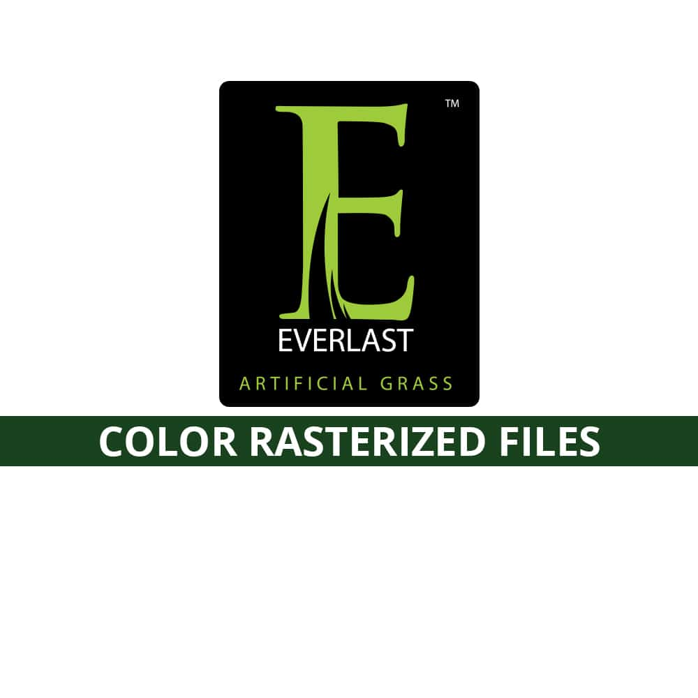 Everlast Color Rasterized Files