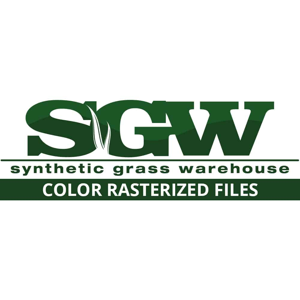 SGW Color Rasterized Files