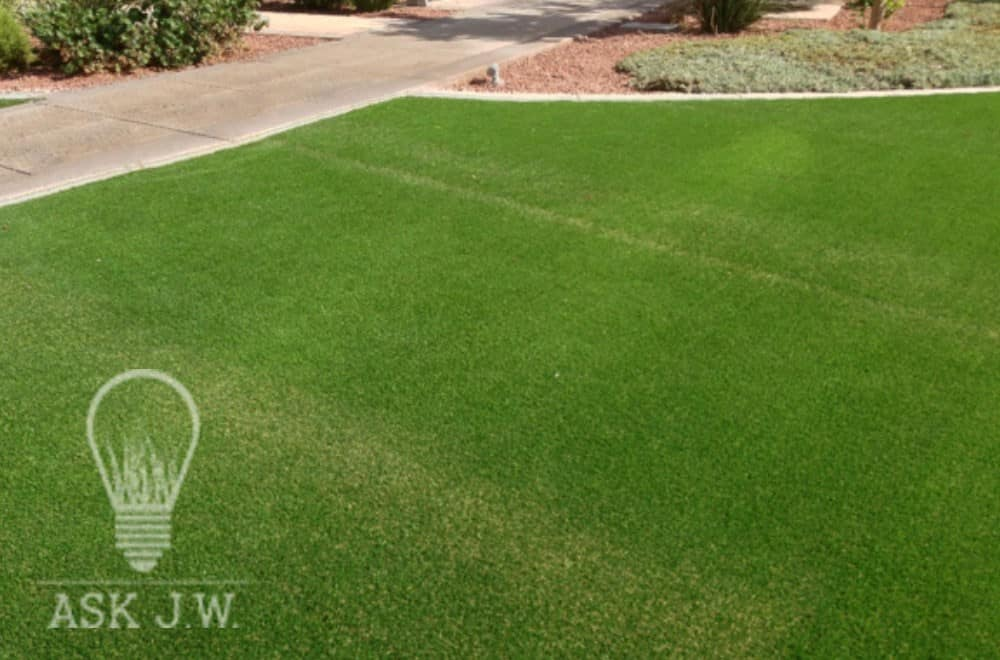 Ask JW: Cold Weather Artificial Grass Installation