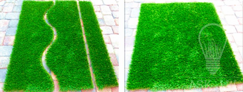 How To Avoid Visible Seems In Artificial Grass