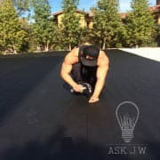 weed fabric install