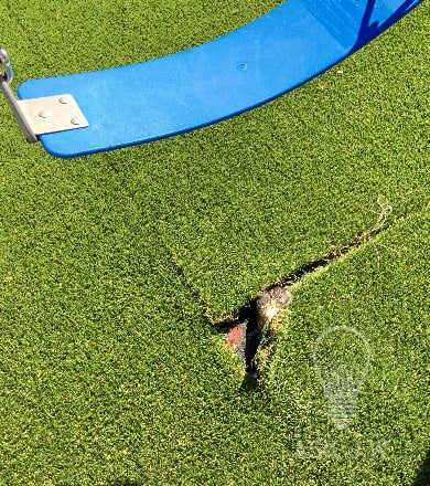 The Evolution Of Playground Surfaces Synthetic Grass Warehouse
