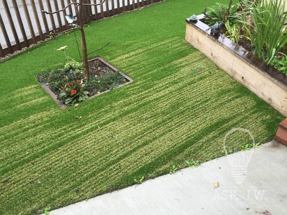 Ask Jw Is Your Artificial Turf Melting Synthetic Grass