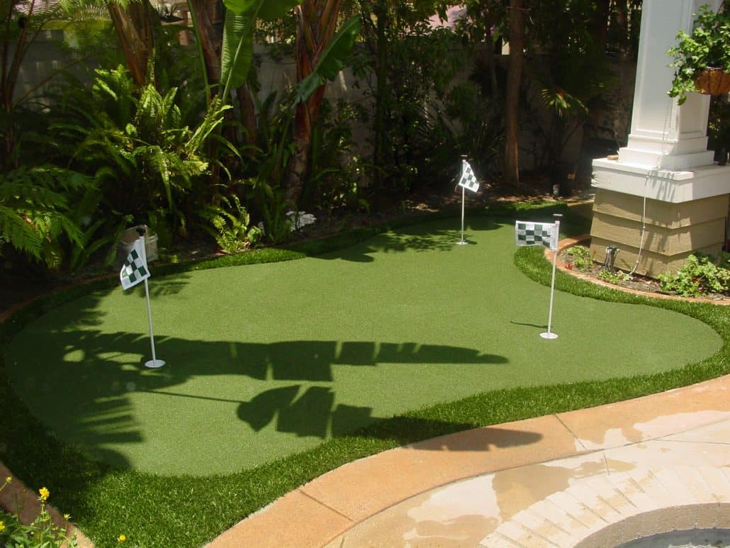 Artificial Grass Putting Greens Synthetic Grass Warehouse