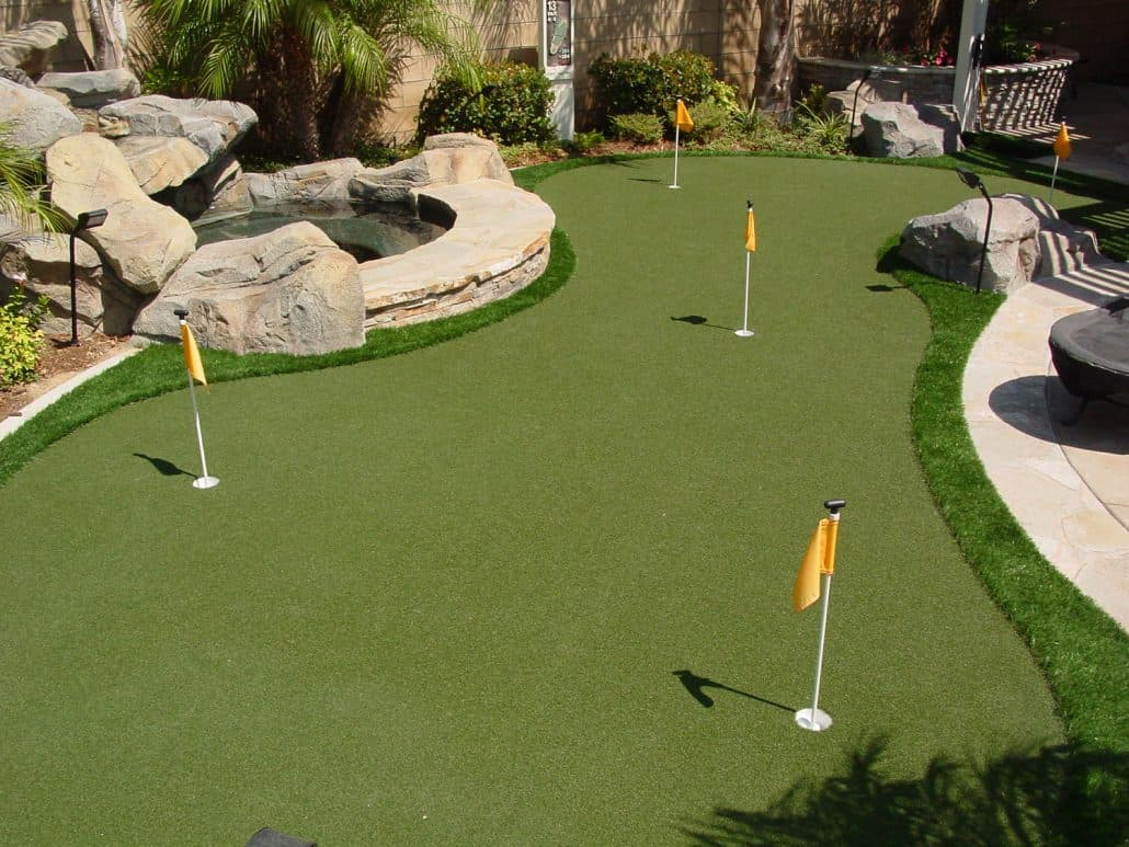 Putting Greens - Synthetic Grass Warehouse |Putting Green Grass