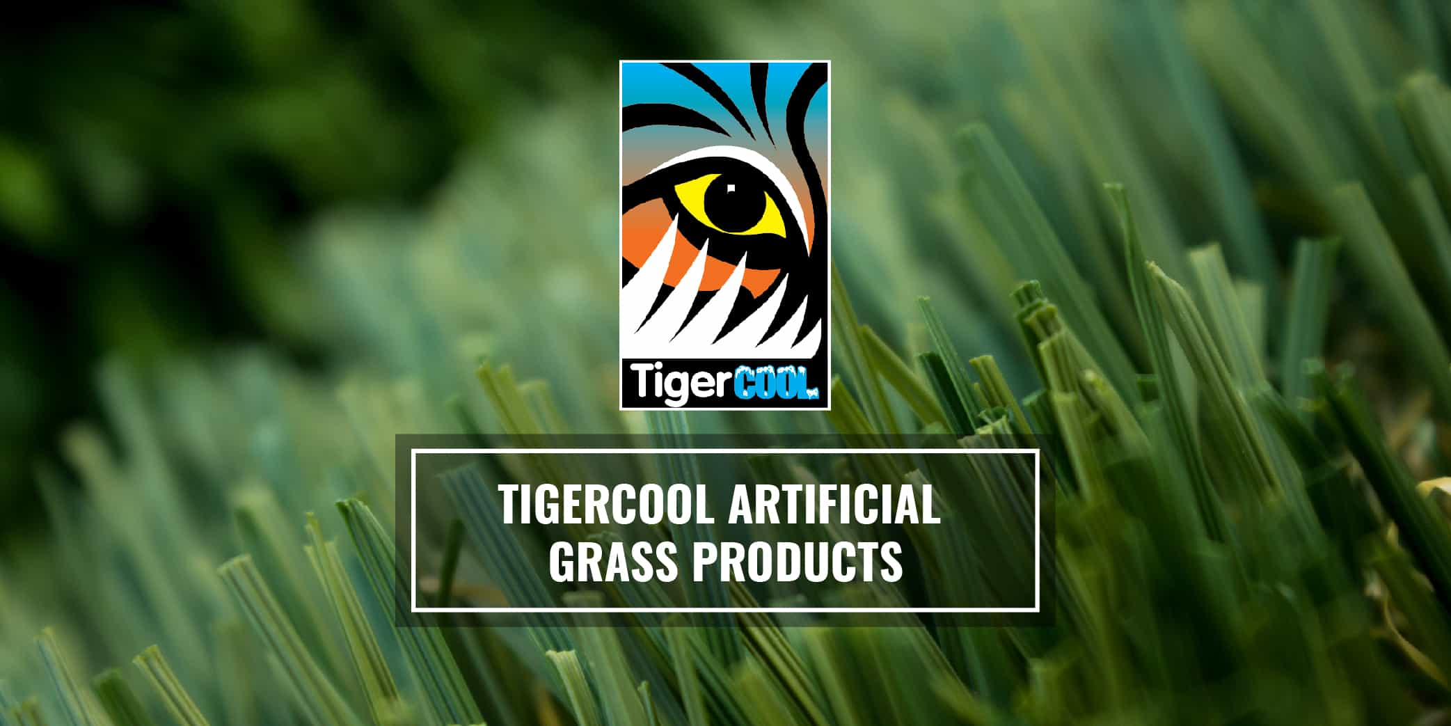 Tigercool Artificial Grass Products Synthetic Grass